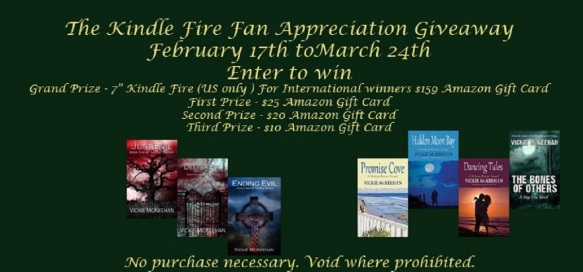 2Kindle Fire Giveaway