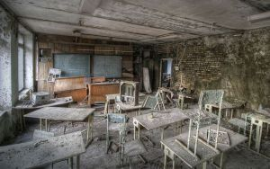 1 Chernobyl Classroom