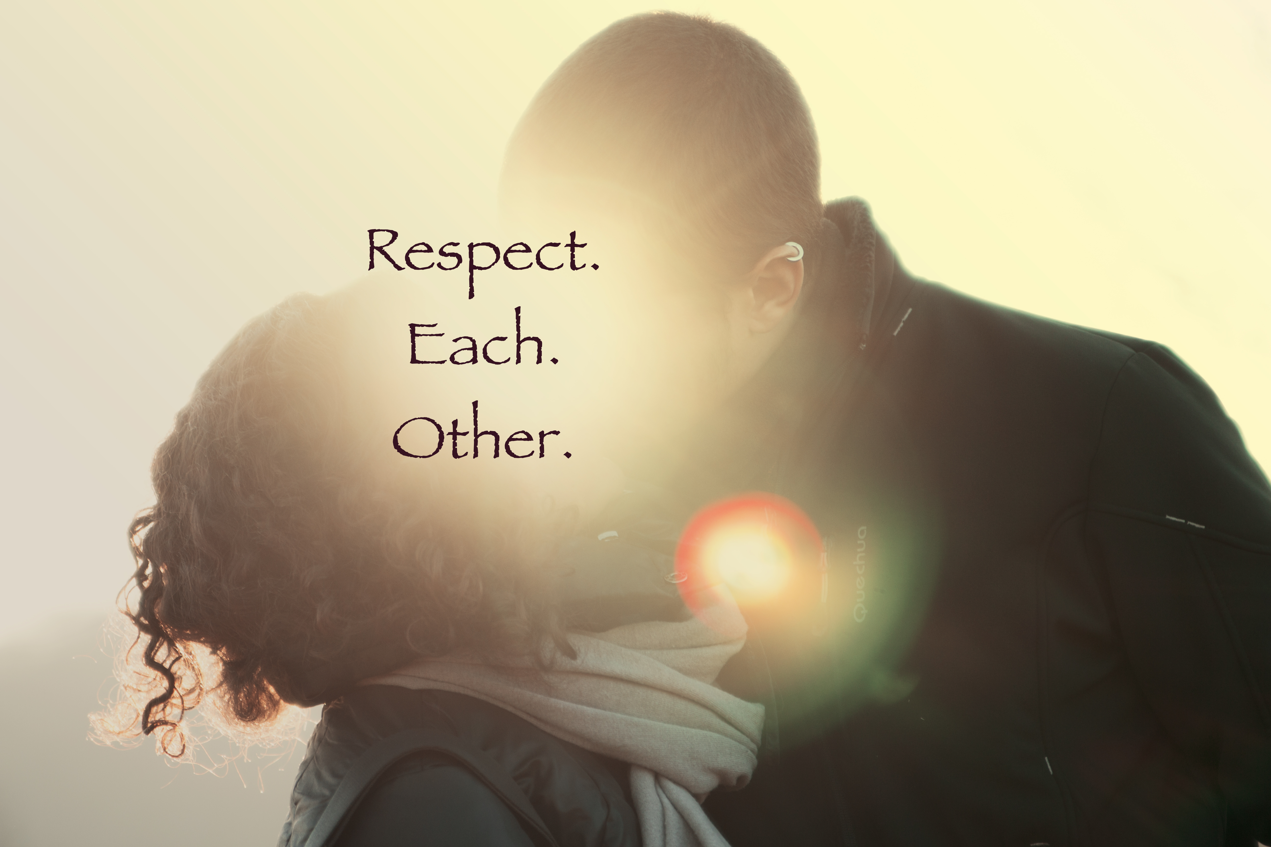 How to command respect in a relationship